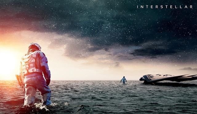 Interstellar, Tv'de ilk kez ATV'de ekrana gelecek!