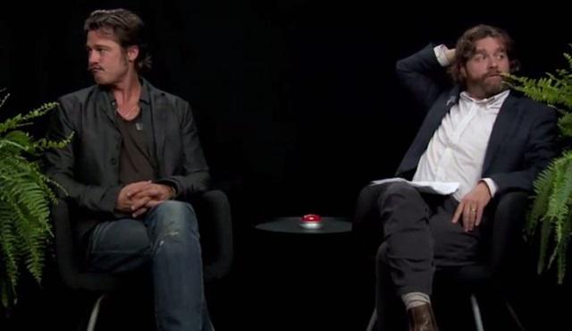 Zach Galifianakis ve Brad Pitt var, alır mısın bi' dal?