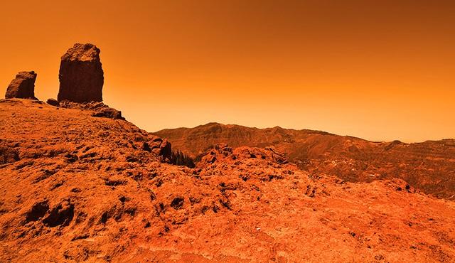 Neyse ki bir B planımız var;o da Mars!