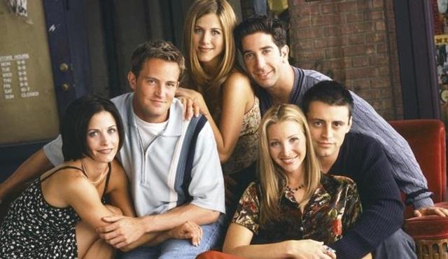 Friends ekibi özel bir şov için yeniden bir araya geliyor