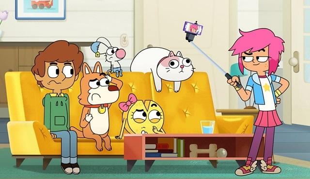 Cartoon Network'ten yepyeni bir çizgi film; Çılgın Aile