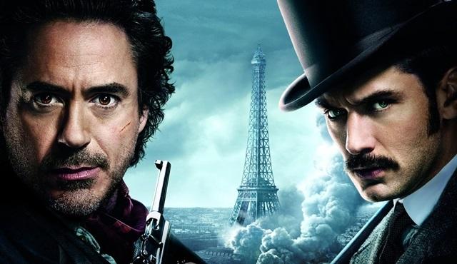Sherlock Holmes: Gölge Oyunları, Kanal D'de ekrana geliyor!
