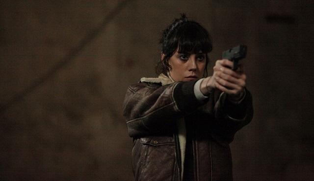 Cansu Dere, Şahsiyet dizisi için silah eğitimi alıyor!