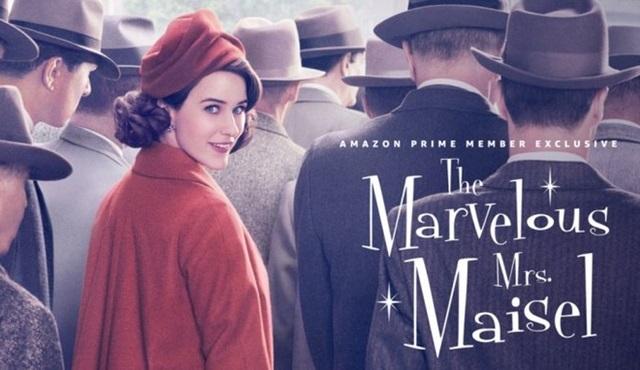 The Marvelous Mrs. Maisel üçüncü sezonuyla 6 Aralık'ta ekrana dönüyor