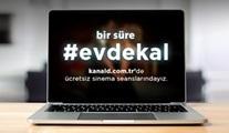 Kanal D'den #EvdeKal hareketine destek!