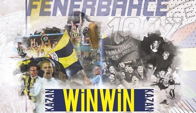 Fenerbahçe WinWin, canlı yayınla TV8'de ekrana gelecek!
