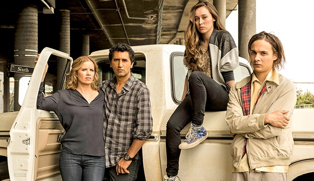 Fear The Walking Dead 23 Ağustos'ta başlıyor