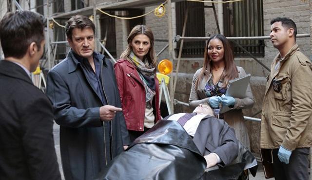 Castle: 8. sezon Dizimax Vice'ta ekrana gelecek