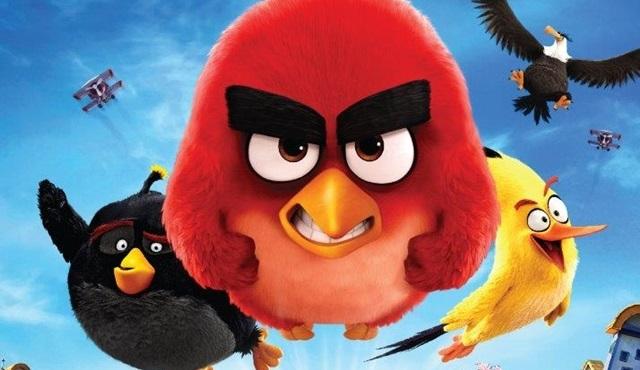 Çocuklar 23 Nisan'ı Angry Birds Film ile kutlayacaklar!