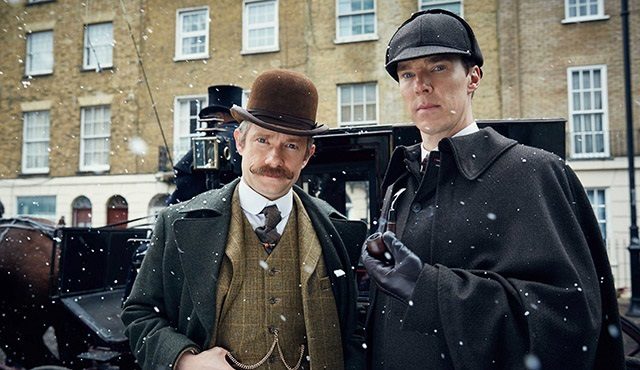 Sherlock, Yılbaşı Özel bölümü tekrarıyla TLC'de!