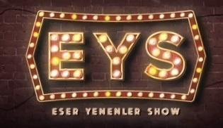 Eser Yenenler Show, Tv8'de başlıyor!