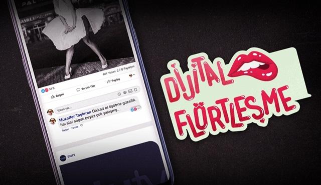 BluTV özel yapımı Dijital Flörtleşme bugün başlıyor!