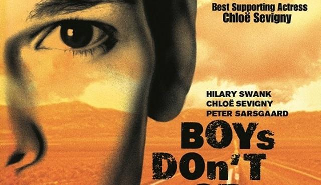 """Hilary Swank'e Oscar'ı getiren film; """"Erkekler Ağlamaz"""" D-Smart'ta!"""