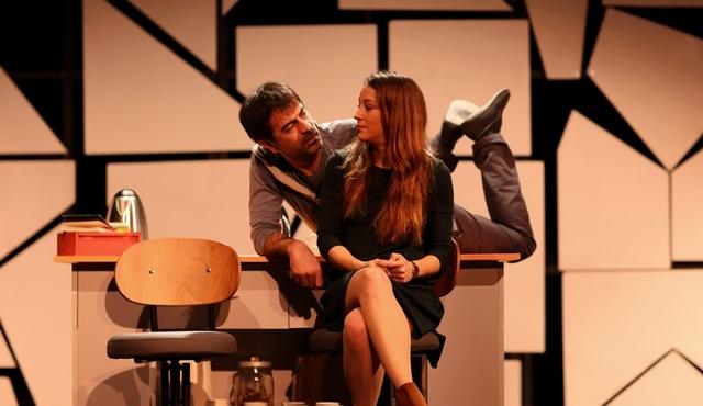 Sanatmahal'in ilk oyunu Şempanzeler'e İstanbul prömiyerinde büyük ilgi!