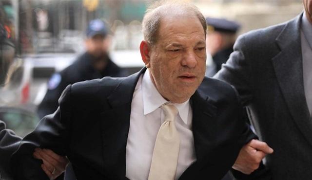 Harvey Weinstein, New York'ta görülen davada suçlu bulundu