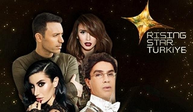 """Yepyeni jürisiyle """"Rising Star Türkiye"""" TV8'de başlıyor!"""