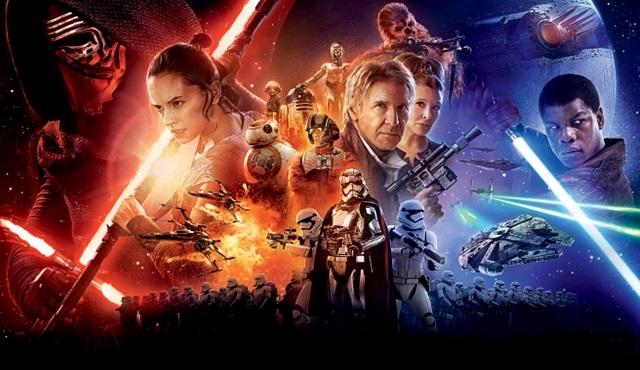 """""""Star Wars: Güç Uyanıyor"""" TV'de ilk kez Digiturk'te!"""