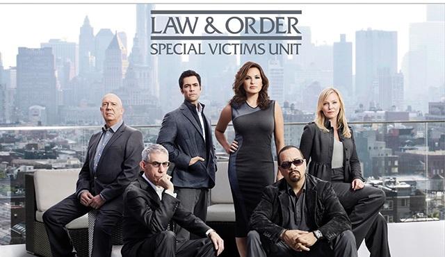 Law & Order: SVU yeni baş yazarını buldu