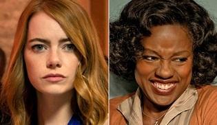 Twitter'da en çok konuşulan Oscar adayı filmler ve oyuncular belli oldu