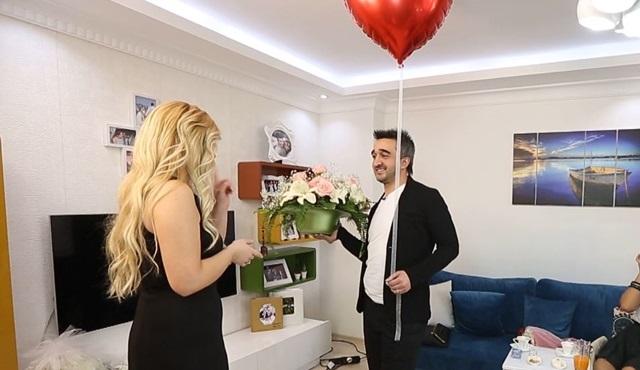 """""""Gelin Evi""""nde sürpriz evlilik teklifi!"""