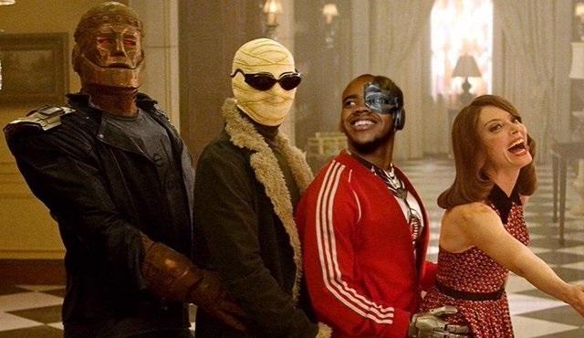 Doom Patrol dizisi 3. sezon onayını aldı