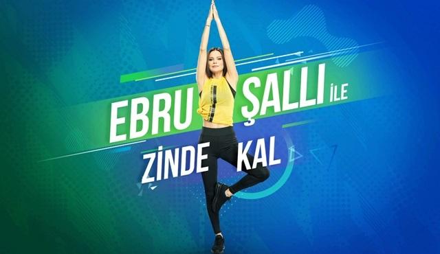 Ebru Şallı ile Zinde Kal, yakında Kanal D'de başlıyor!