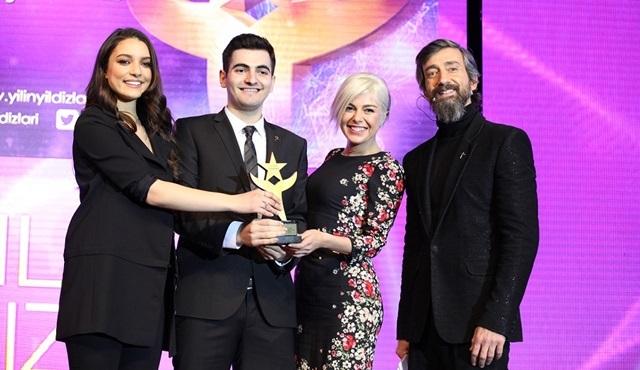 Yılın Yıldızları Ödülleri'nden Show Tv'ye ödül geldi!