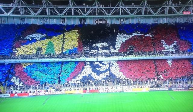 Fenerbahçe-Galatasaray: Daha 17-17-17-17'ymiş
