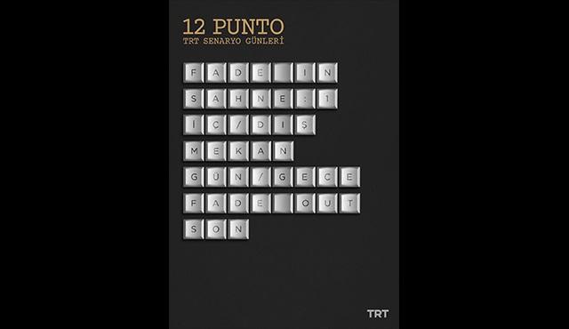 12 Punto TRT Senaryo Günleri için başvurular başladı!