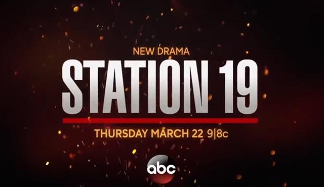 Grey's Anatomy'nin uzantısı Station 19'in ilk tanıtımı yayınlandı
