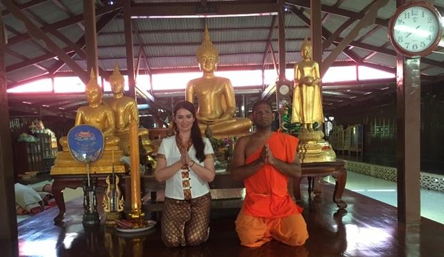 Lezzet Peşinde, Tayland'da!