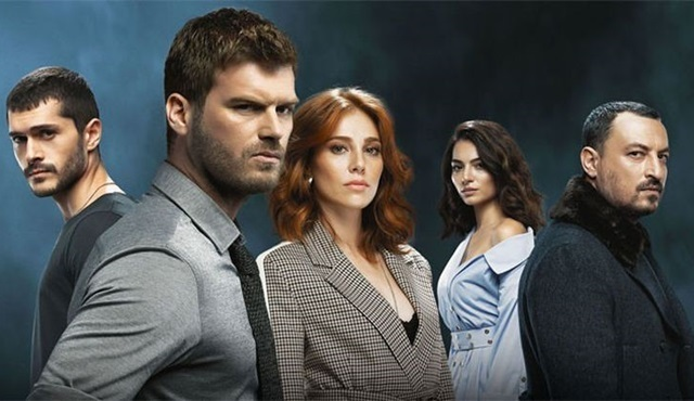 Çarpışma ve Fi dizileri Bulgaristan'da yayınlanacak