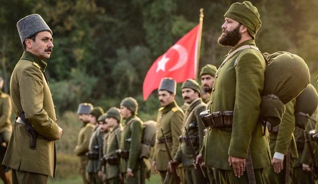 TRT'nin yeni dönem dizisi Mehmetçik Kut'ül Amare başlıyor!