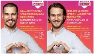 İçerde, Minik Kalplerle El Ele derneğiyle sosyal sorumluluk kampanyasına imza atıyor!