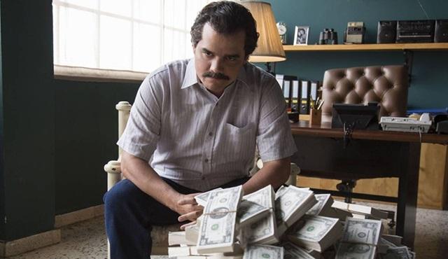 Netflix'in yeni dizisi Narcos'tan yeni bir fragman görücüye çıktı