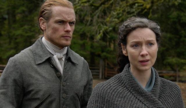 Outlander'ın 6. sezonundan ilk tanıtım ve poster geldi