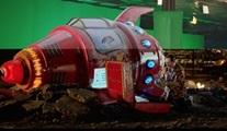 Arif V 216'nın kamera arkası görüntüleri yayınlandı!