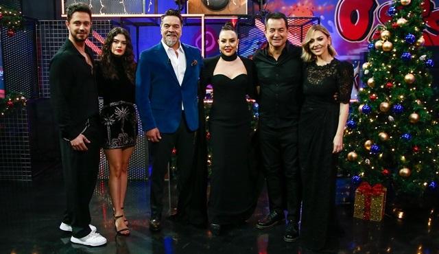 O Ses Türkiye Yılbaşı Özel bölümüyle TV8'de ekrana gelecek!