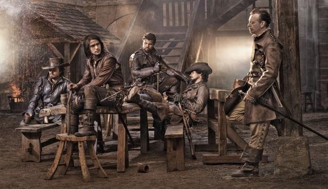 Viasat History'den nefes kesen bir tarihi drama: Silahşörler