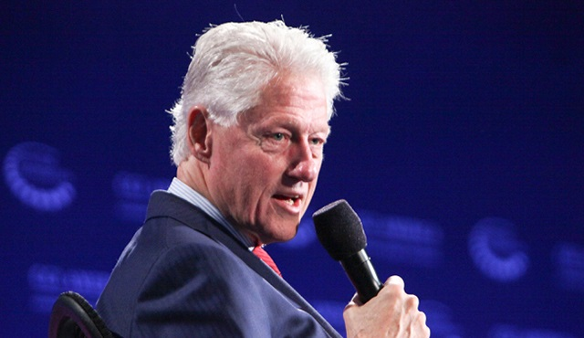 Bill Clinton, The Late Show with Stephen Colbert'e katılacak