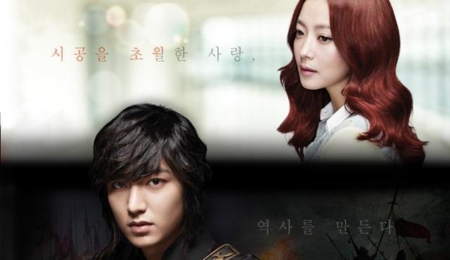 Zamana ve mekana meydan okuyan fantastik-romantik Kore dizileri