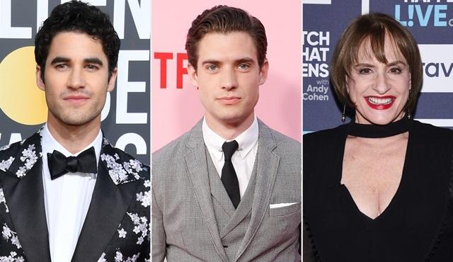 Ryan Murphy'nin yeni Netflix dizisi Hollywood 1 Mayıs'ta başlıyor