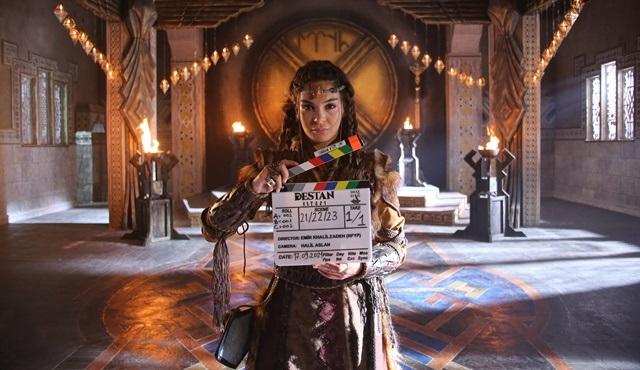 atv'nin yeni dizisi Destan'ın çekimleri başladı!