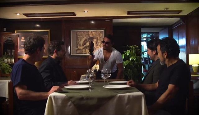 Netflix Türkiye, Narcos'un yeni sezonunu Nusret'in sahnesiyle tanıttı
