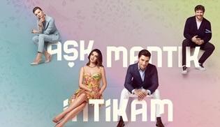 Aşk Mantık İntikam dizisinin uluslararası dağıtımını Madd Entertainment üstlendi