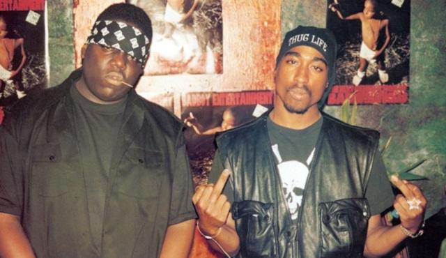 Tupac Shakur ve Biggie Smalls cinayetleri dizi olma yolunda