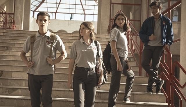 Netflix'in orijinal yapım ilk Arapça dizisi Jinn'in ana fragmanı yayınlandı