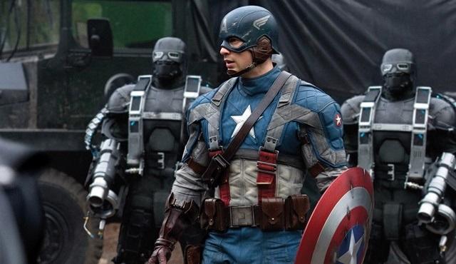 İlk Yenilmez: Kaptan Amerika filmi Kanal D'de ekrana gelecek!
