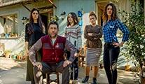 Kanal D dizisi Kara Yazı'dan ilk kareler yayınlandı