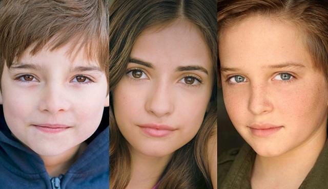 Fuller House dizisinde rol alacak çocuk oyuncular belli oldu